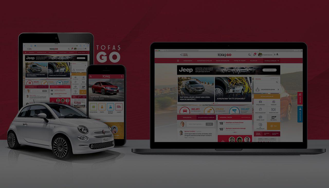 Tofaş Mobil Intranetle İç İletişimde Dijital Dönüşüm